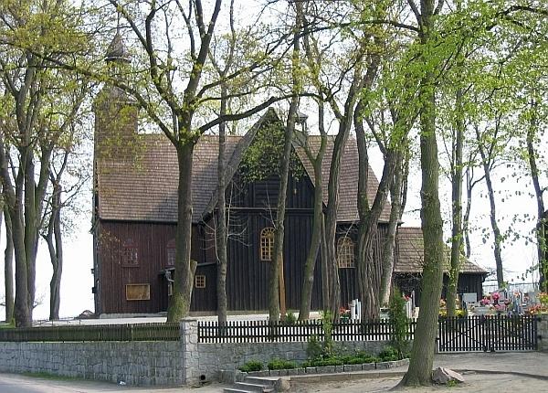 Kościół w Buczu