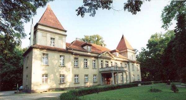 Pałac w Buczu