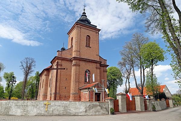 Kościół w Kaszczorze