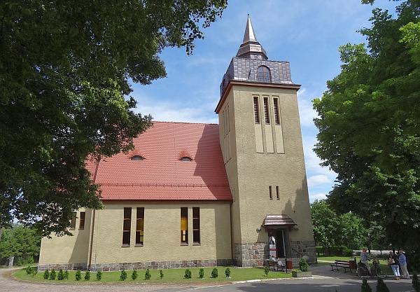 Kościół ewangelicki w Kaszczorze
