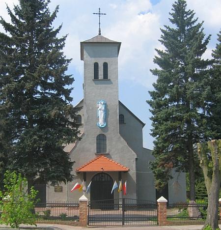 Kościół w Siekowie
