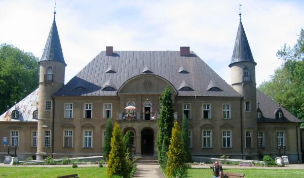 Pałac w Siekowie
