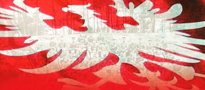 Uroczyste obchody 97. rocznicy wybuchu Powstania Wielkopolskiego w Przemęcie