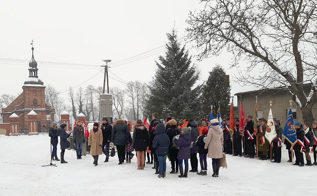 Gminne obchody 97. rocznicy wybuchu Powstania Wielkopolskiego i wyzwolenia Przemętu