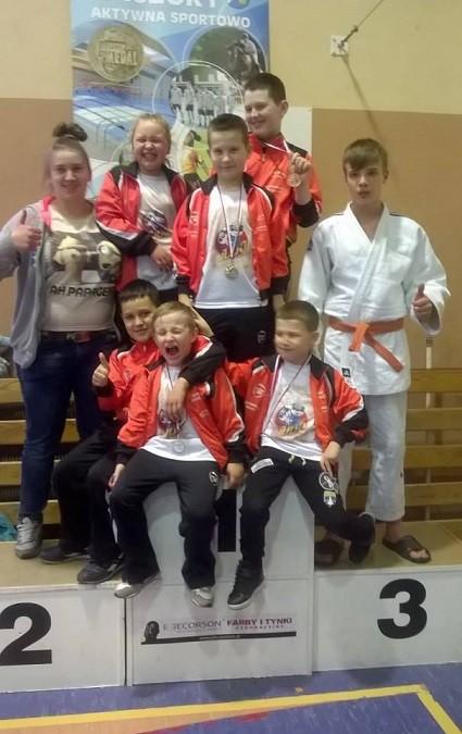 XIII Międzynarodowy Turniej Judo Juniorów Młodszych i Dzieci w Kaczorach