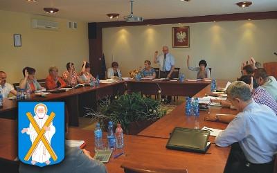 XXIII Sesja Rady Gminy Przemęt