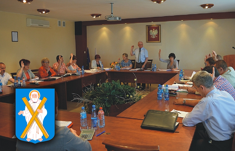 XXV Sesja Rady Gminy Przemęt