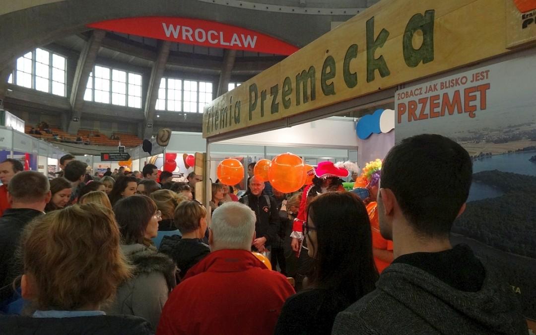 Gmina Przemęt na Międzynarodowych Targach Turystycznych Wrocław 2016