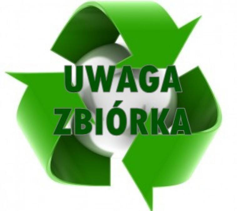 Zbiórka zużytego sprzętu rtv i agd oraz innych odpadów niebezpiecznych