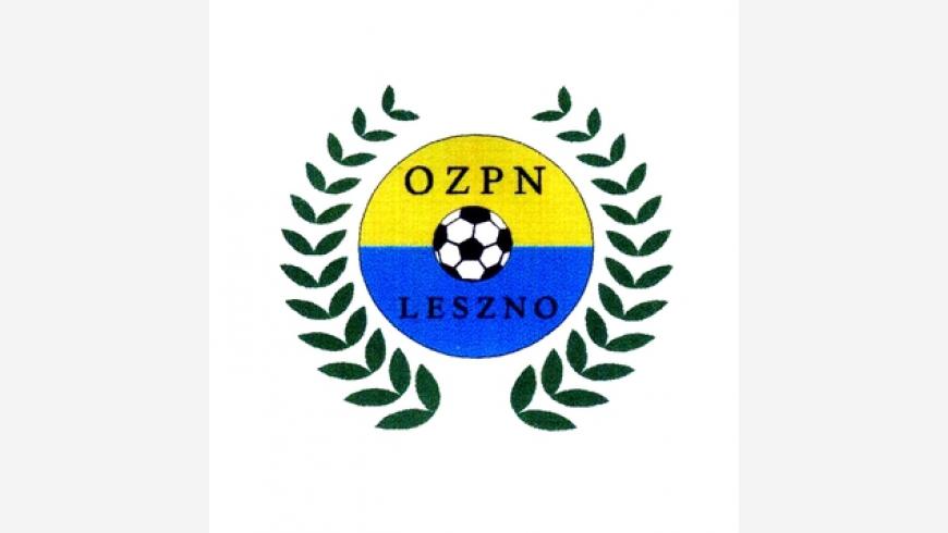 Rozgrywki piłkarskie prowadzone przez OZPN w Lesznie – terminarze