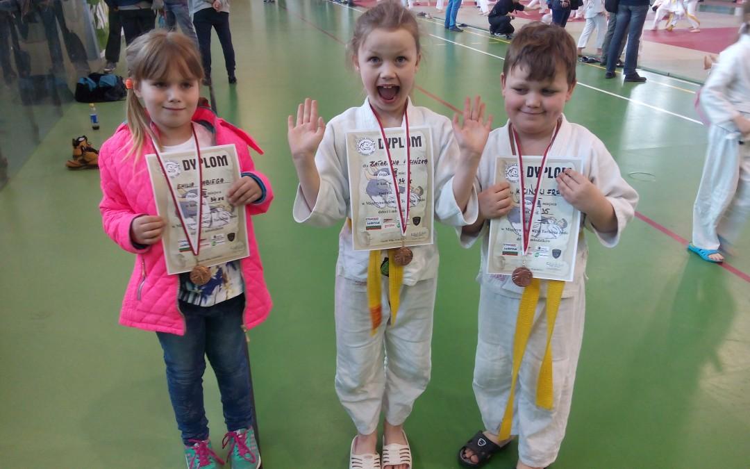 Kolejne sukcesy UKS POHL Judo Przemęt
