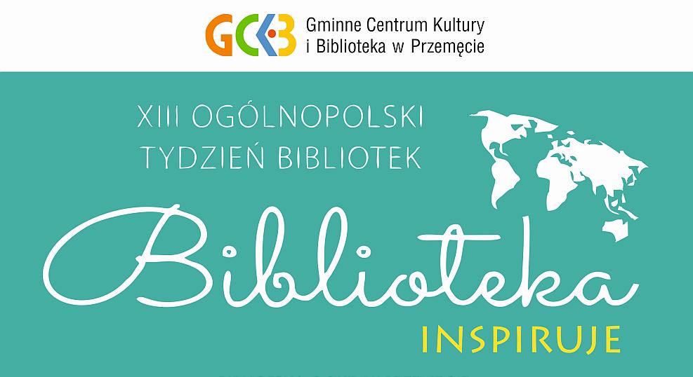 Tydzień Bibliotek w Gminie Przemęt