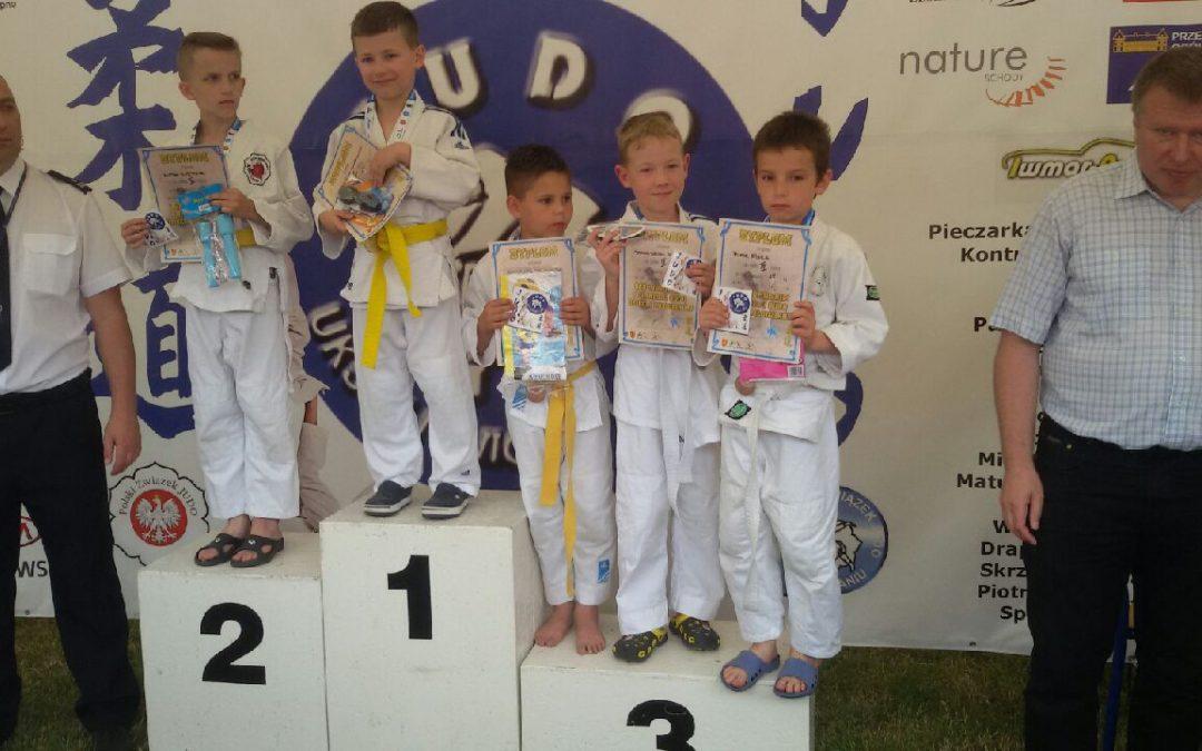 XI Ogólnopolski Turniej Judo Dzieci i Młodzików w Lipnie