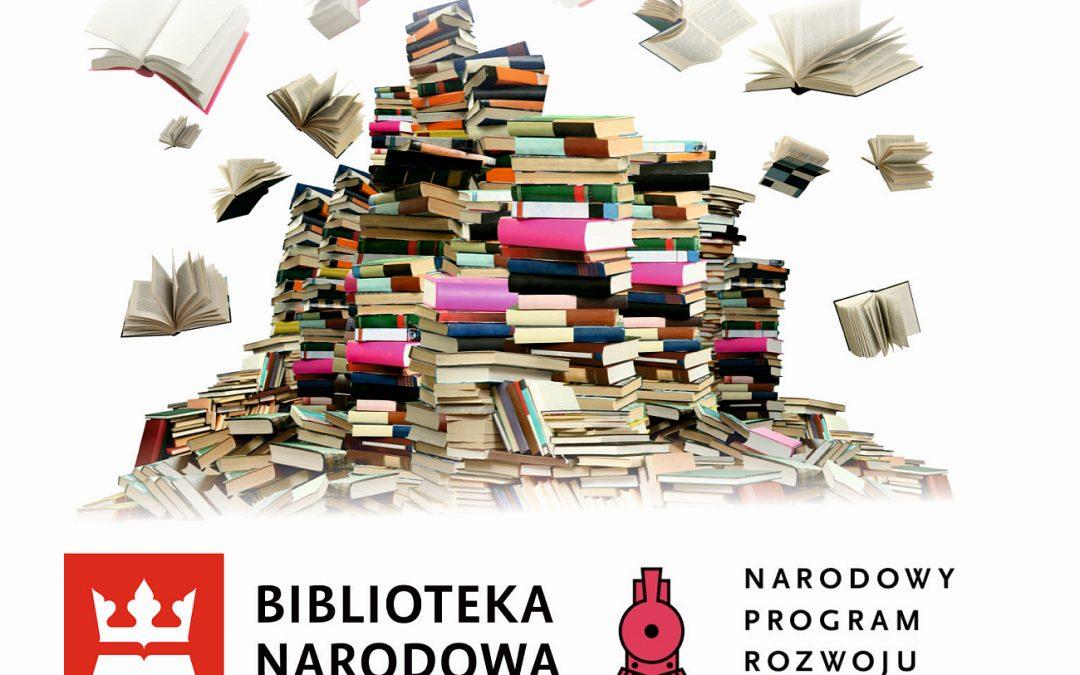 Dotacja z ministerstwa na książki