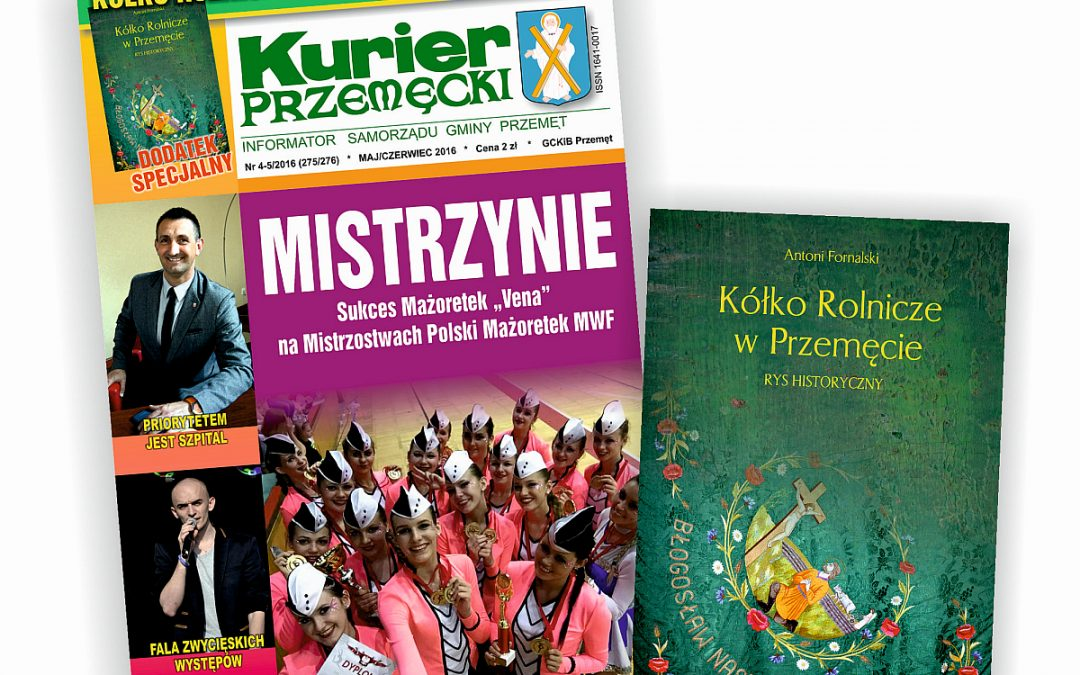 """Nowy """"Kurier Przemęcki"""""""