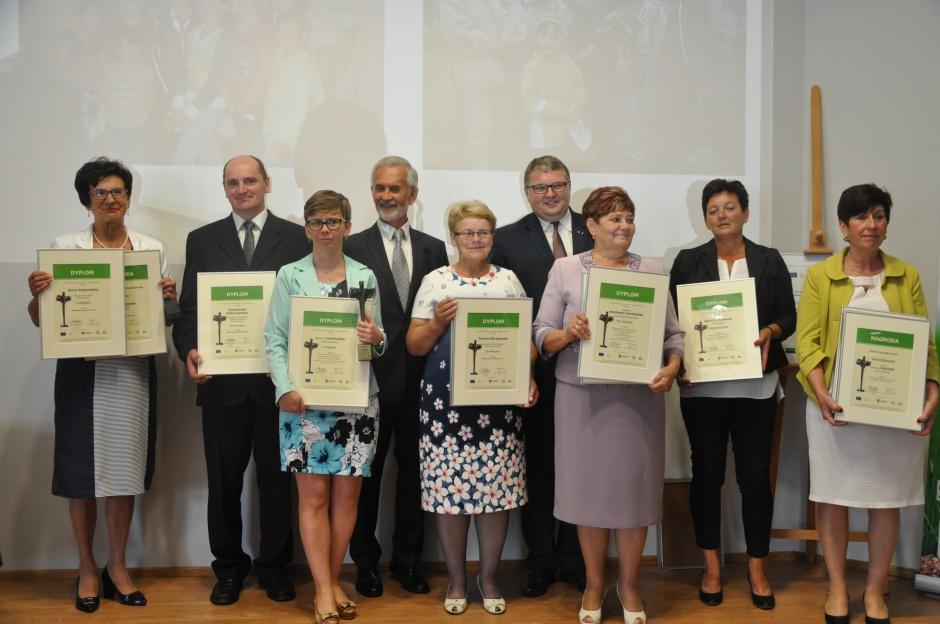 Nagrody za sołeckie inicjatywy – wyróżnienie dla sołectwa Osłonin