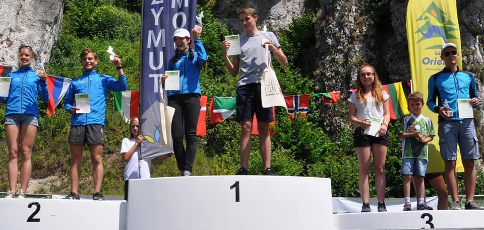 Mistrzostwa Europy w Biegu na Orientację – Grand Prix Polonia- Wawel CUP