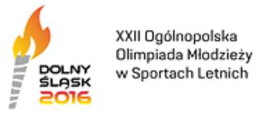 Bieg na Orientację na Ogólnopolskiej Olimpiadzie Młodzieży