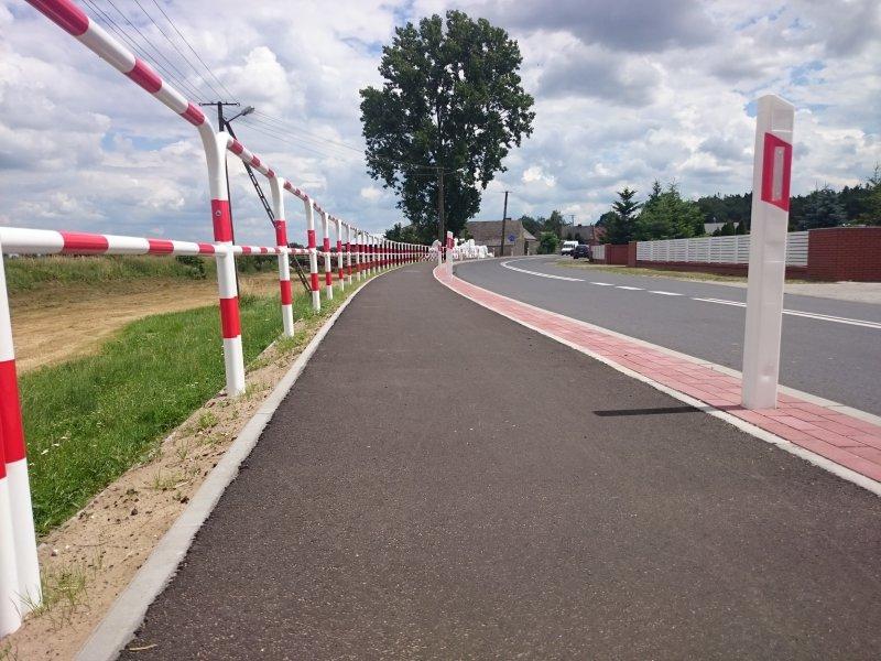 Nowa ścieżka połączyła Nową Wieś i Perkowo