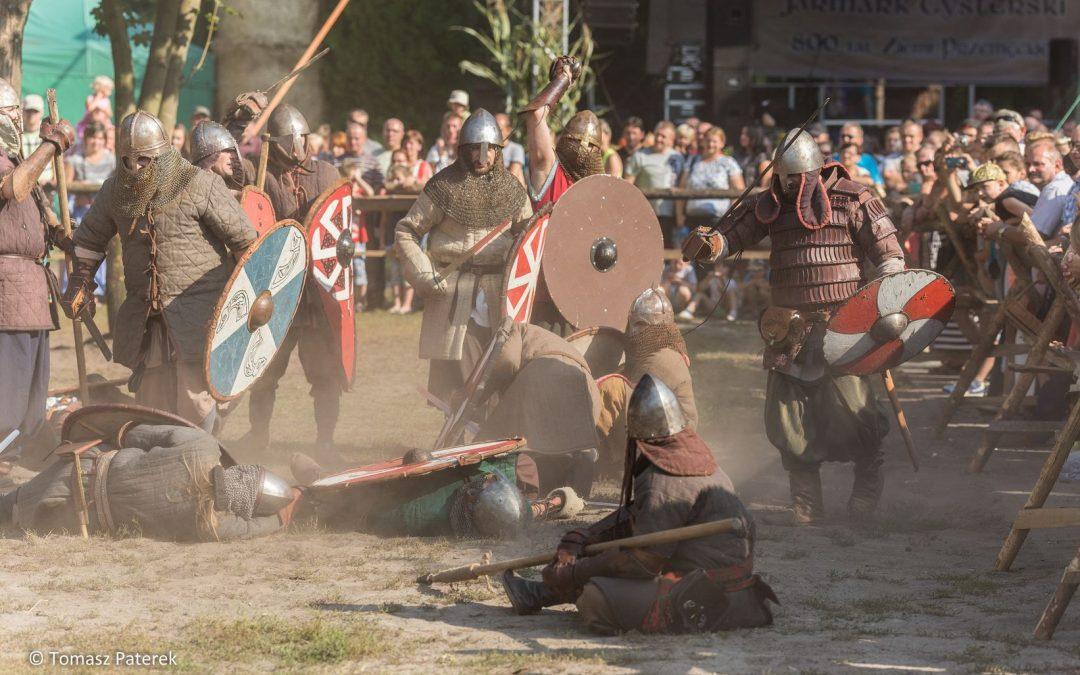 Średniowieczny Jarmark w Przemęcie – inscenizacje historyczne