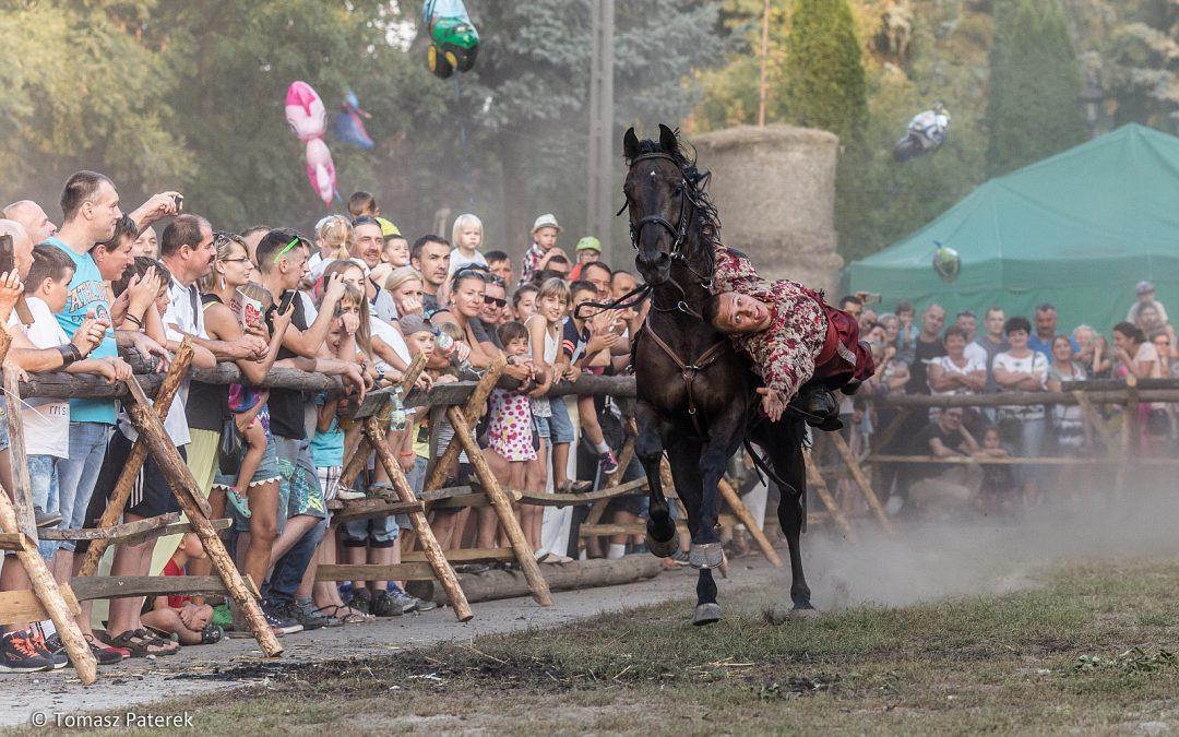 Średniowieczny Jarmark w Przemęcie – pokazy konne