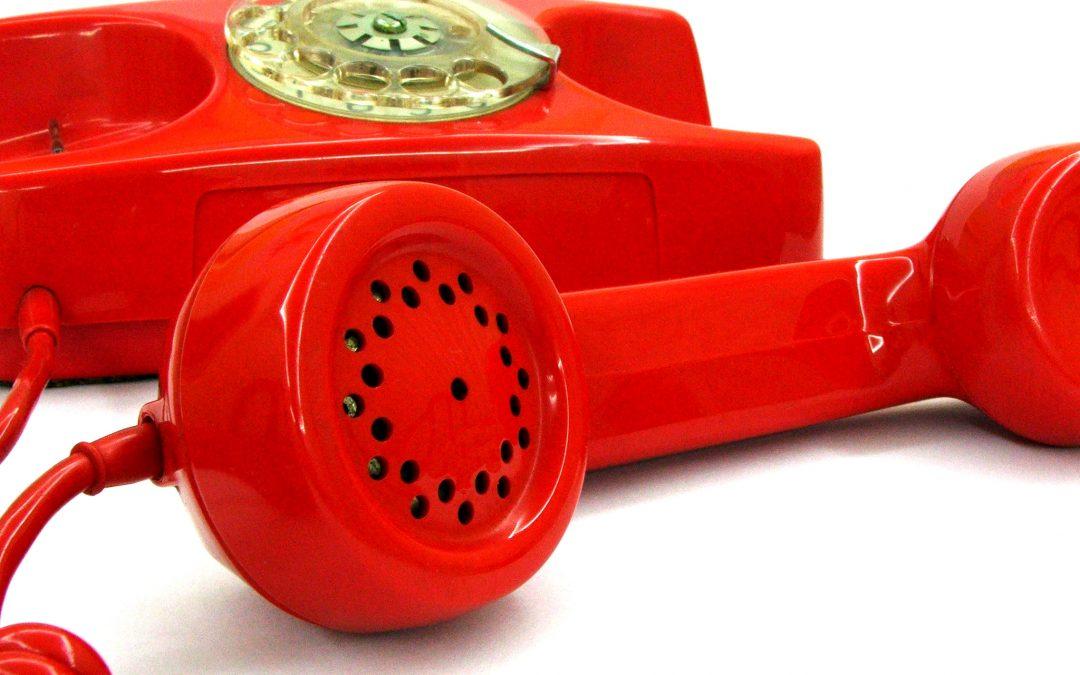 Problemy z telefonami