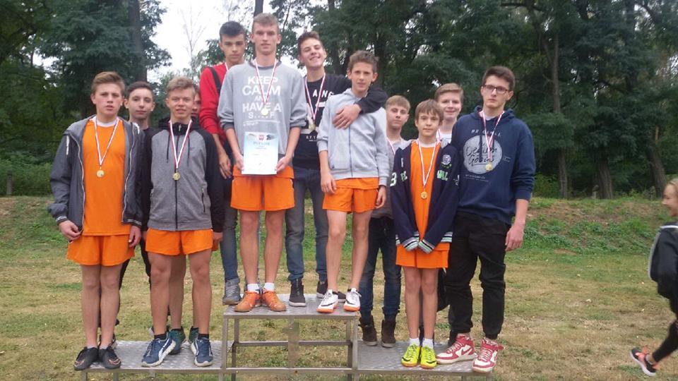 Sukces gimnazjalistów z Bucza