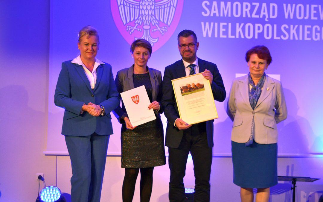 Projekt GCKiB nagrodzony przez Marszałka Wielkopolski