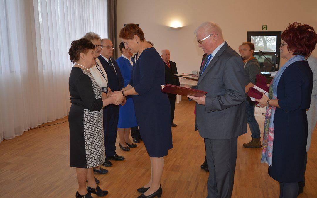 Jubileusz Par Małżeńskich – 50 lat razem!