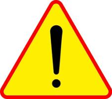 Ostrzeżenie meteorologiczne – Opady marznące