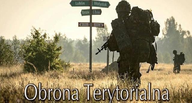 Nabór do zawodowej służby wojskowej w Wojskach Obrony Terytorialnej