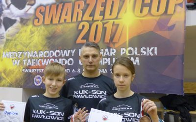 Tomasz Firlej z sekcji Taekwondo Olimpijskiego w Przemęcie brązowym medalistą Międzynarodowego Pucharu Polski w Taekwondo Olimpijskim.