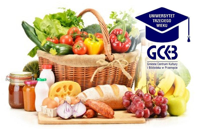 Zapraszamy na wykład o zdrowym żywieniu