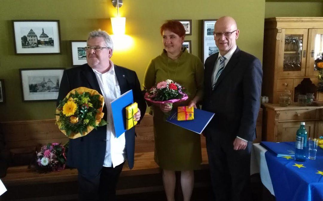 Partnerstwo Bestensee i Przemętu trwa już 15 lat