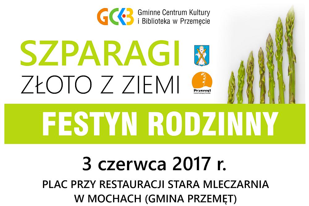 Festyn Rodzinny podczas Przemęckiego Święta Szparagów w Mochach