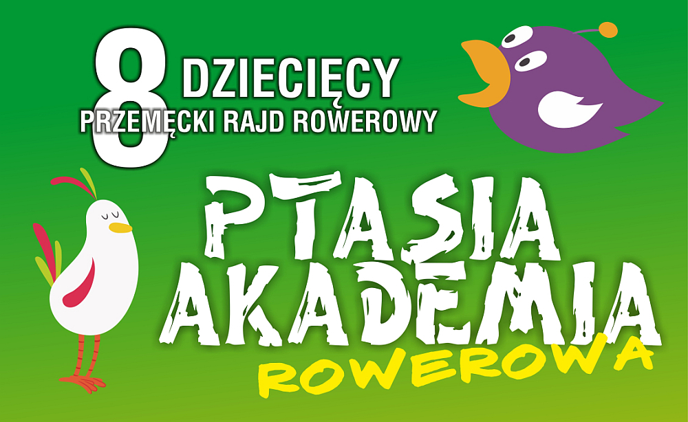Zapraszamy na Przemęcki DZIECIĘCY Rajd Rowerowy!