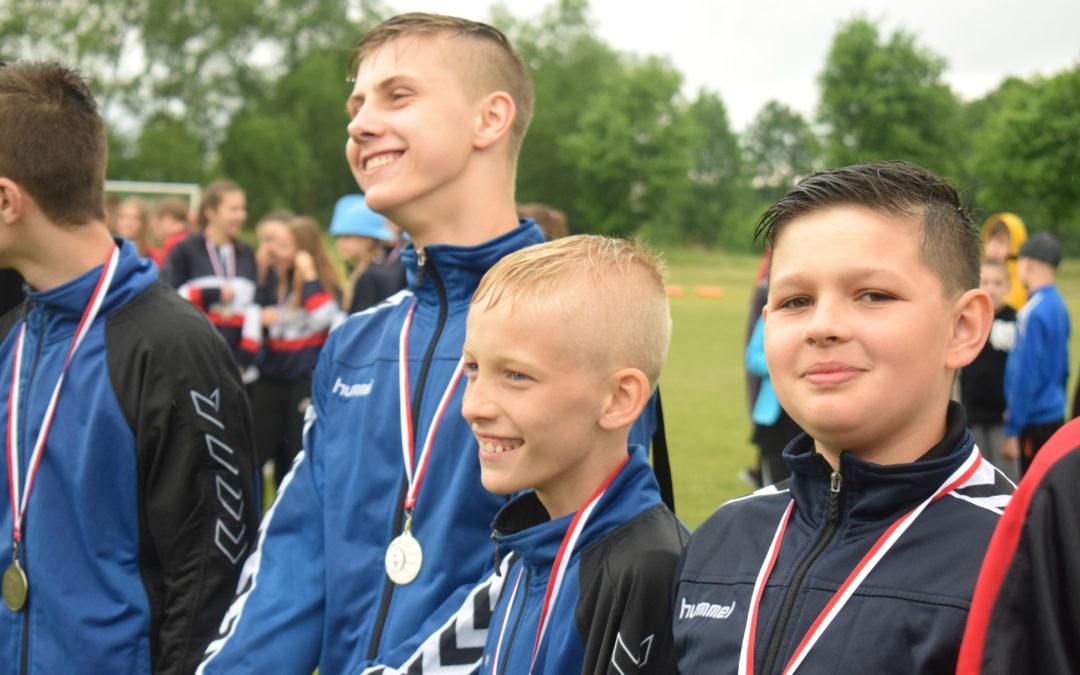Zawody Sportowo-Pożarnicze Mochy 2017