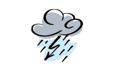 Ostrzeżenie meteorologiczne – burze z gradem