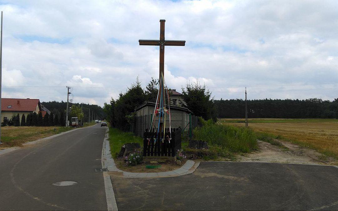 Zakończono przebudowę drogi w Kaszczorze na ul. pod Lipami