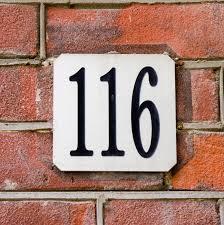 Pamiętajmy o obowiązku oznakowania swojej posesji numerem porządkowym