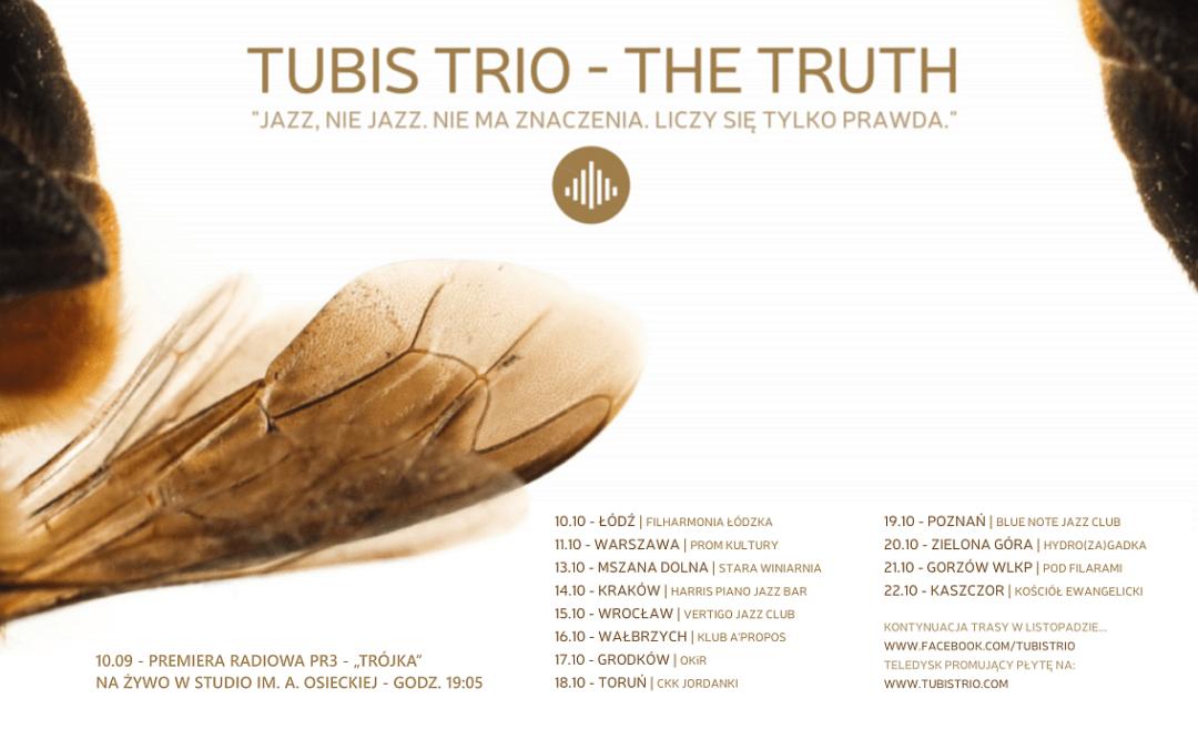"""Zapraszamy na koncert """"TUBIS TRIO"""""""