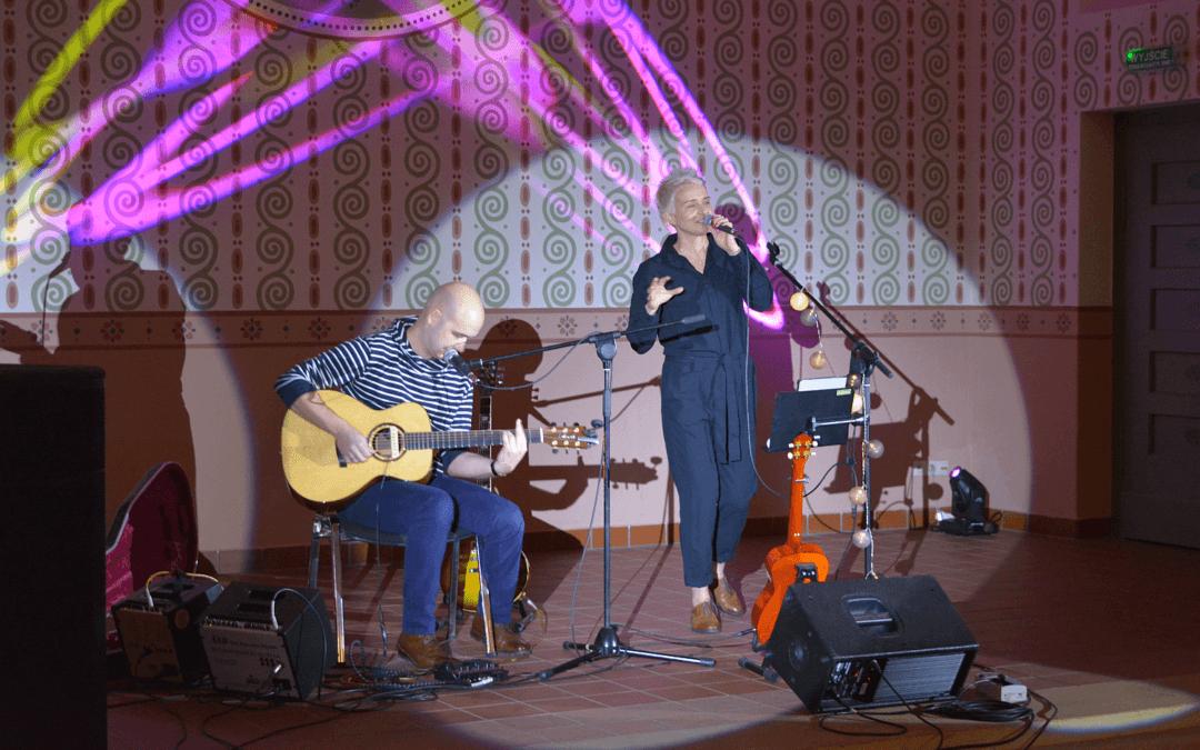 Koncert zespołu FERJA w Kaszczorze
