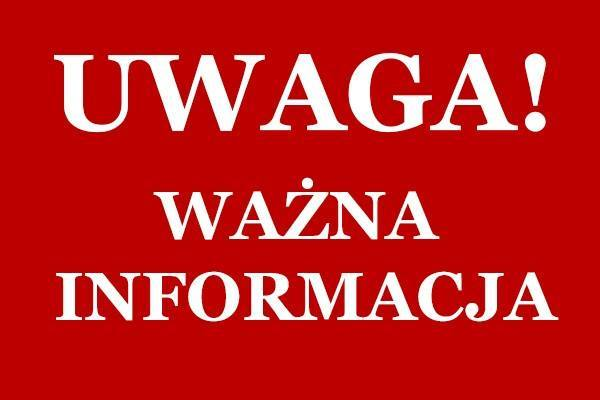 UWAGA!!! W parku w Buczu obowiązuje kategoryczny zakaz poruszania się poza wyznaczonymi ścieżkami