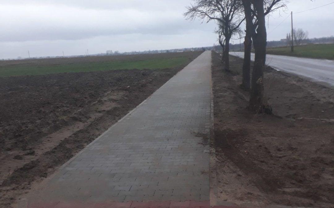 Zakończono budowę ścieżki rowerowej Przemęt-Siekówko