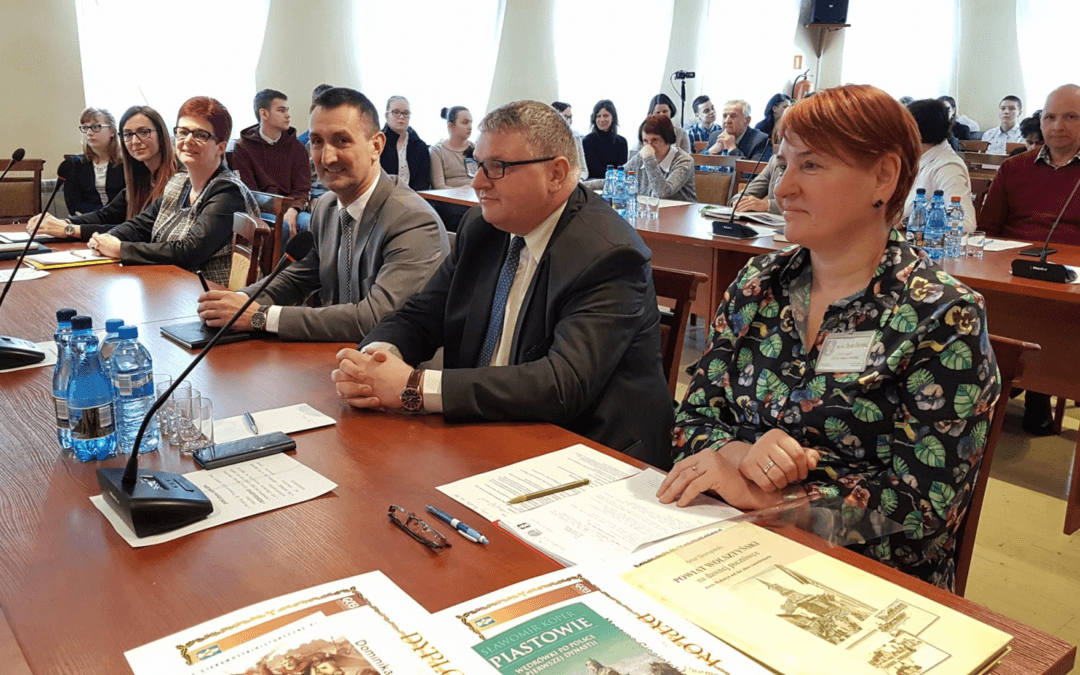 Wizyta Wicemarszałka Województwa Wielkopolskiego Krzysztofa Grabowskiego w Gminie Przemęt