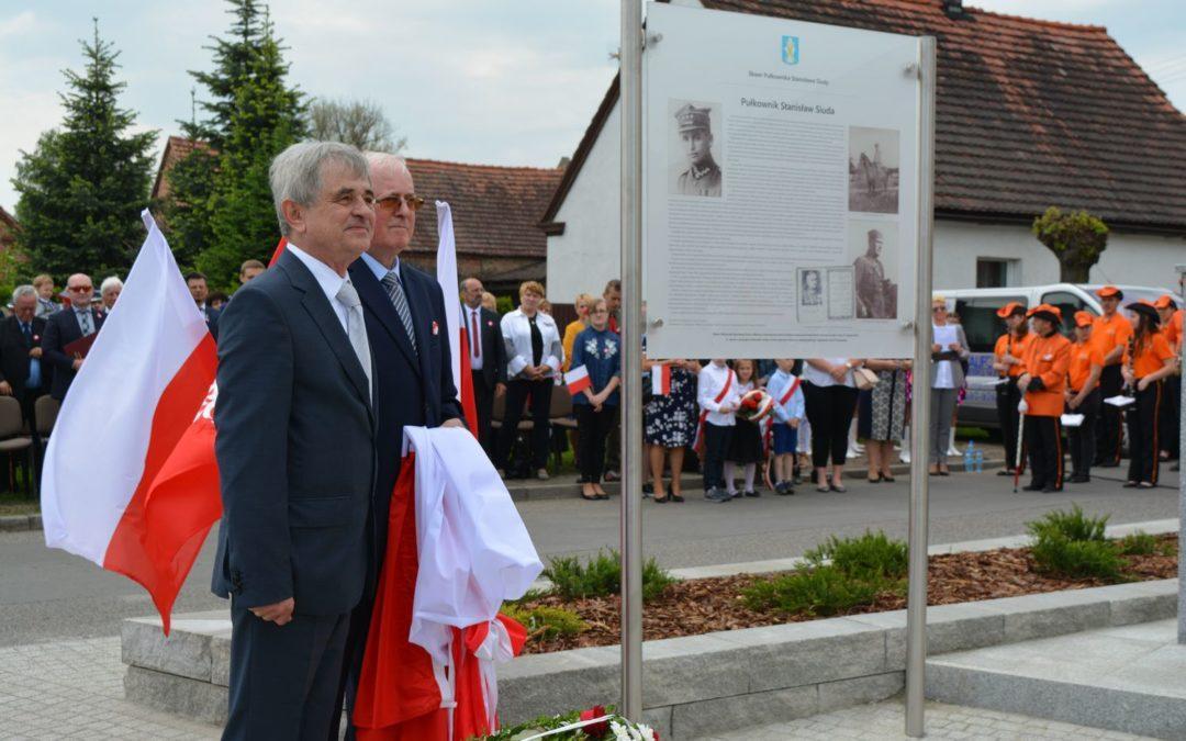 Święto Konstytucji 3 Maja poświęcone pamięci Pułkownika Stanisława Siudy z Błotnicy