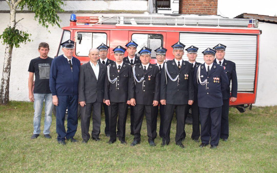 90 lat OSP Nowa Wieś