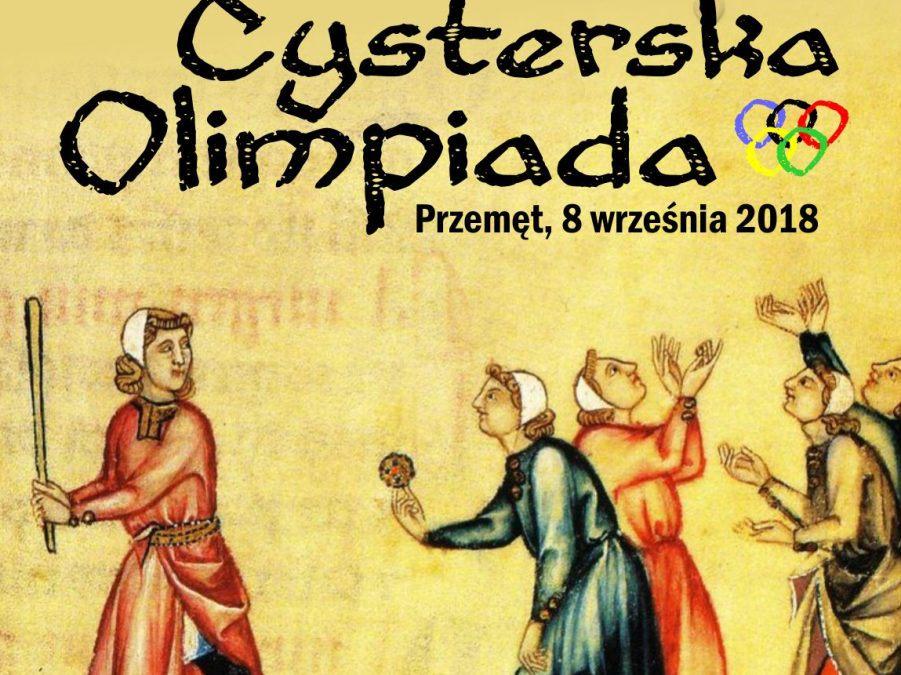 Zapraszamy dzieci na Cysterską Olimpiadę