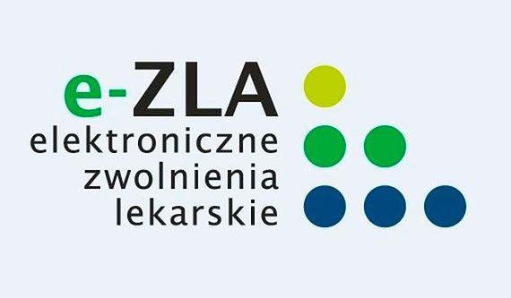 Informacja z Zakładu Ubezpieczeń Społecznych o elektronicznych zwolnieniach lekarskich (e-ZLA)