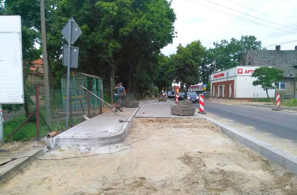 Wkrótce nowy asfalt w Buczu